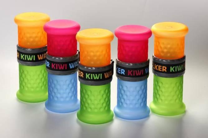 Bilde av Kiwi Reiseflaske 2i1